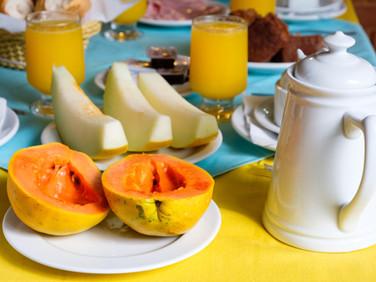 café manhã pousada don diego ubatuba 2