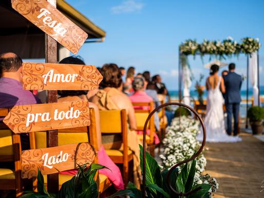 Casamento de Cleverson e Camila