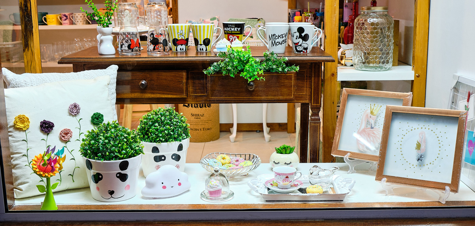 Loja de presentes e decoração Carambola