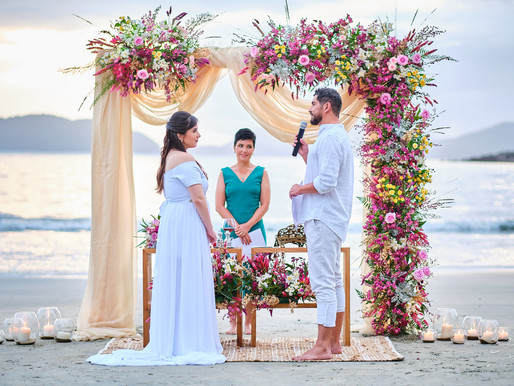 Casamento de Alexandre e Ayla