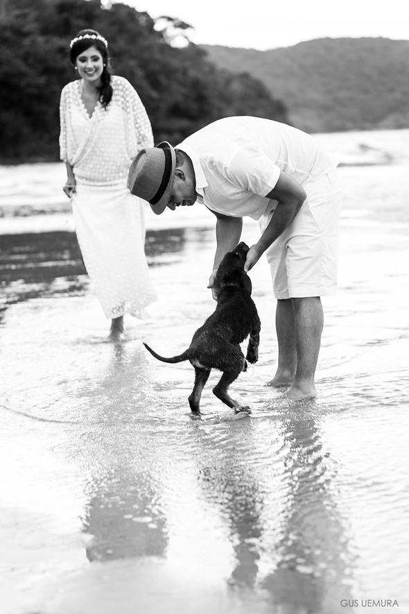 Casamento na praia em Tabatinga