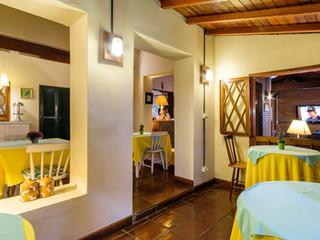 Pousada Don Diego Salão café 3