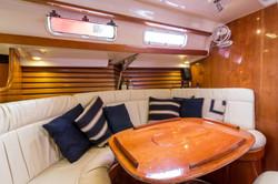 Foto cabine barco
