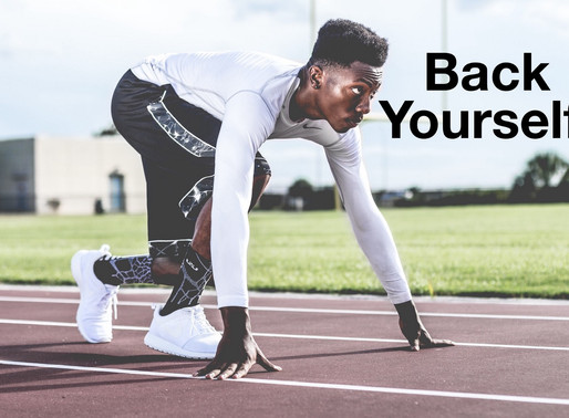 Back Yourself.