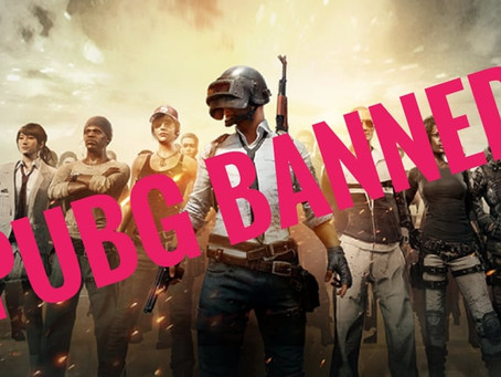 PUBG Mobile Banned in India Among 118 Chinese Mobile Apps