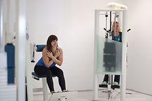 Gerätegestütztes Rückentraining