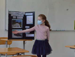 2020/2021 Elementary and Middle School History Fair