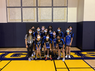 10/8  Volleyball Game