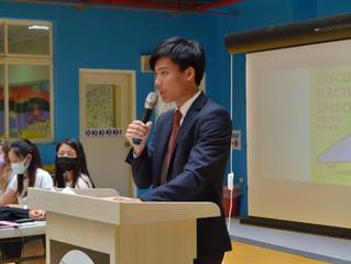 4/30 Student Council Executive Election Speeches