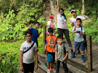 11/20 Elementary Field Trip Green World