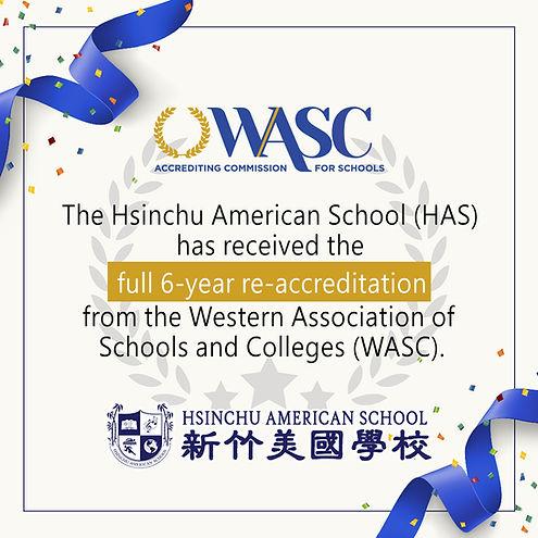 WASC Re-Accreditation.jpg
