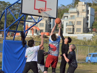 1/19/2021 Teachers Vs. Students Basketball Game