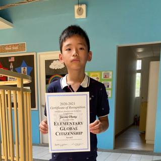 5/6/2021 Global Citizen Award Winner