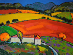 BASTIDE AND COLOURED FIELDS