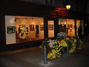 galerie art peinture comtemporain