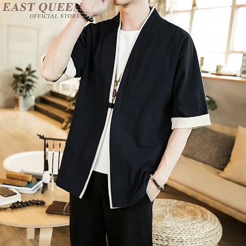 Traditional Chinese Clothing for Men Oriental Male
