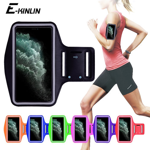 Waterproof Sports Running Workout Gym Arm Band Case