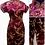 Thumbnail: Elegant Slim Plus Size Qipao Chinese Female Rayon Dress Mandarin Collar