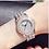 Thumbnail: New Luxury Rhinestone Bracelet Women Diamond  Watch Stainless Steel Crystal