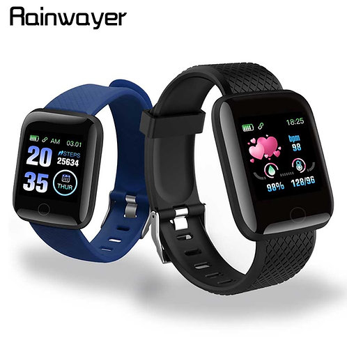 In Stock! D13 Smart Watches 116 Plus Heart Rate Watch Smart Wristband
