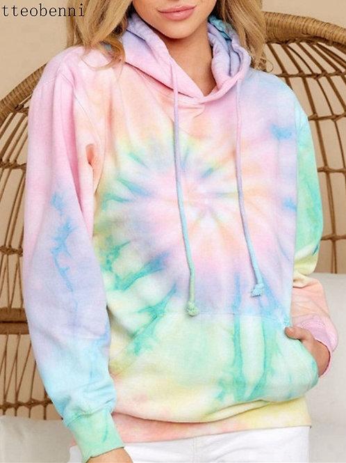 Women Hoodie Sweatshirts Long Sleeve 2020 Oversize Ladies