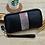 Thumbnail: Ladies Genuine Leather Clutch Purses Zipper Wrist Bag Female