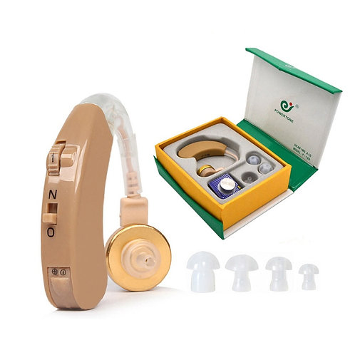 Voice Sound Amplifier  Hearing Aids Behind Ear Adjustable