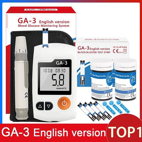 Blood Sugar Meter Detection Monitor