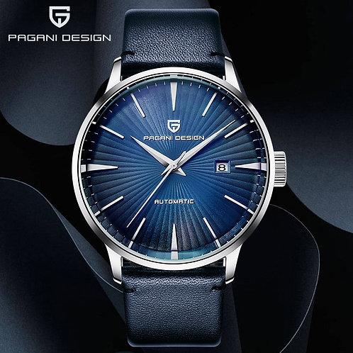 PAGANI 2020 New Men's Watches Classic Mechanical Leather Watch Men Luxury
