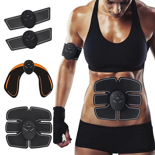 Muscle Stimulator Lifting Buttock Abdominal Trainer Weight Loss Body Slimming