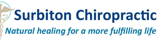 Surbiton Chiropractic Website Wix Logo F