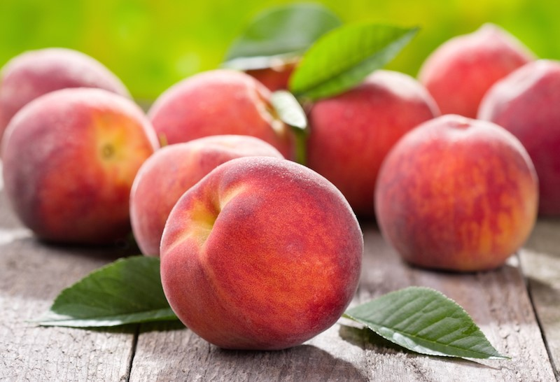 Palisades Peaches