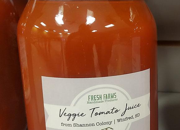 Veggie Tomato Juice 32oz