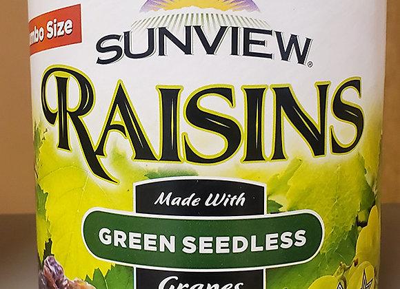 Sunview Raisins Green