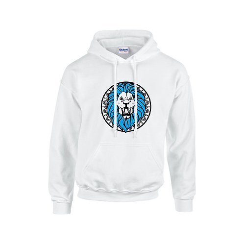 The White Pop Hoodie