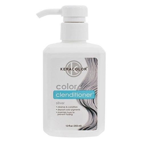 KeraColor - Color + Clenditioner Silver