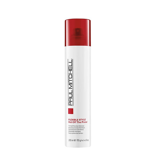 Paul Mitchell - Hot Off the Press