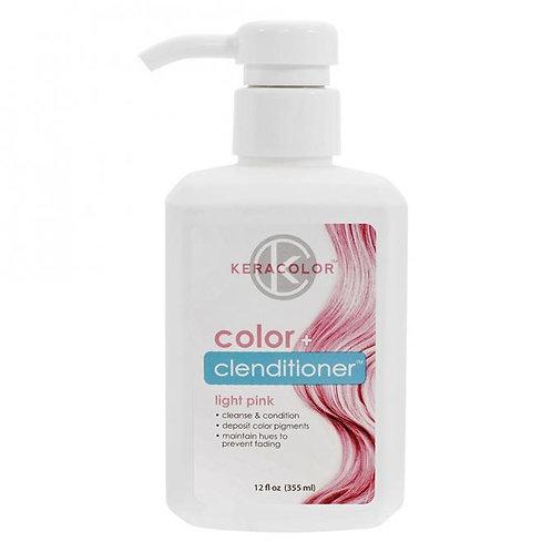 KeraColor - Color + Clenditioner Light Pink