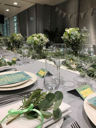 Sainsbury's 'Free From' Dinner Event