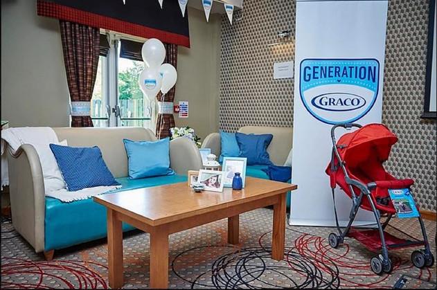 Graco Event at Legoland
