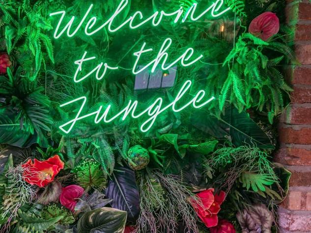 Jungle Beer Garden