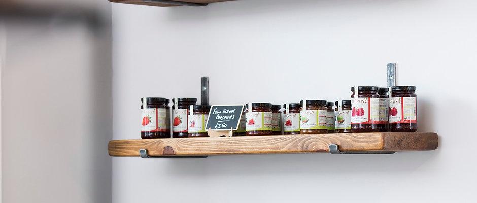 Juke Wall Shelves