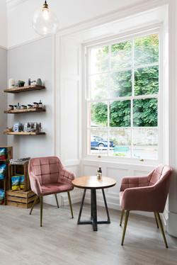 Coffee Table & Shelving
