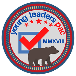 The Great Seal of the Young Leaders PAC.