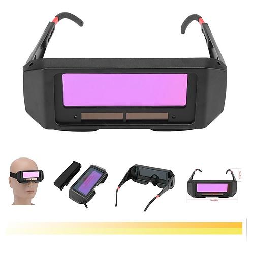 Óculos De Solda Escurecimento Automático Boxer
