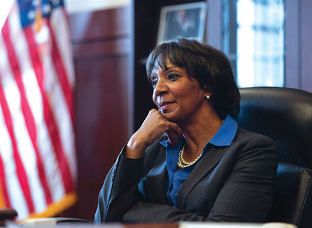 Assistant President Silberman rescinds original endorsement of Jackie Lacey for District Attorney
