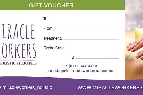 Couples Gift Voucher $230
