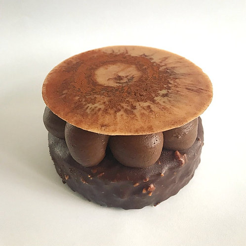 Hazelnoot chocolade
