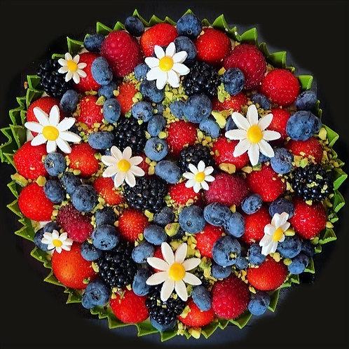 Vers fruit taart