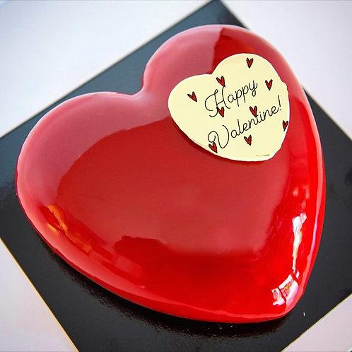 Valentijn of moederdag taart